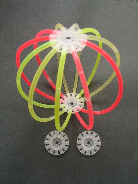 Spojky k náramkům - míč